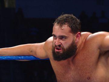 Rusev se convierte en el nuevo WWE United States Champion