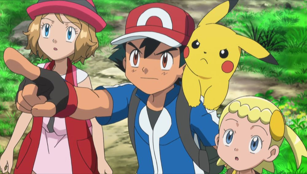 Pokémon - Temporada 19 -  Capítulo 46: ¡Afrontando las necesidades de la mayoría!