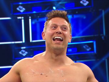 The Miz derrota a Sheamus gracias a Shane McMahon