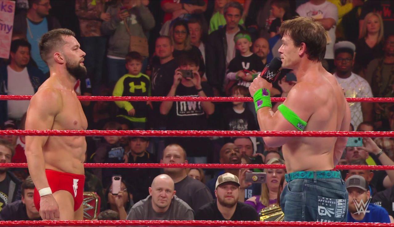 Finn Balor se enfrentará a Brock Lesnar en Royal Rumble