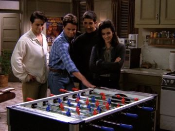 Futbolín de 'Friends'