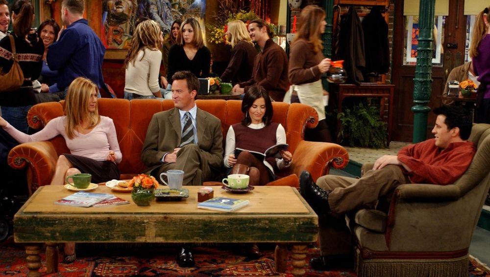 El Central Perk de 'Friends'
