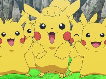 Pokémon - Temporada 21: Sol y Luna ultraaventuras - Capítulo 47: ¡Pikachu a tutiplen!