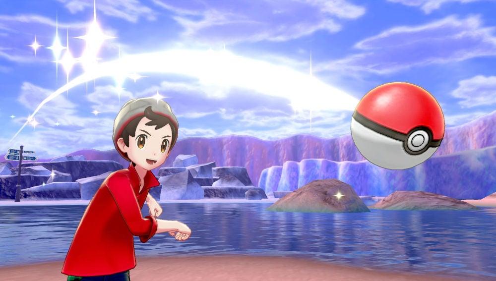 Pokémon Espada y Pokémon Escudo
