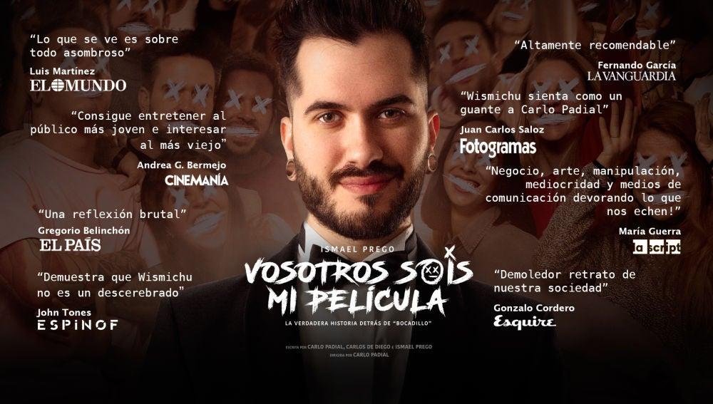 Flooxer | Wismichu - Vosotros sois mi película