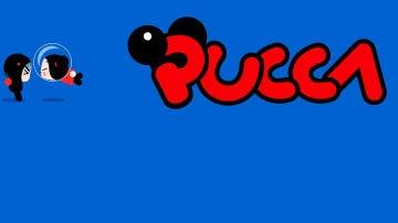 Pucca celebra el Día del beso