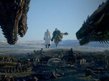 Imagen del tráiler de la octava temporada de 'Juego de Tronos'