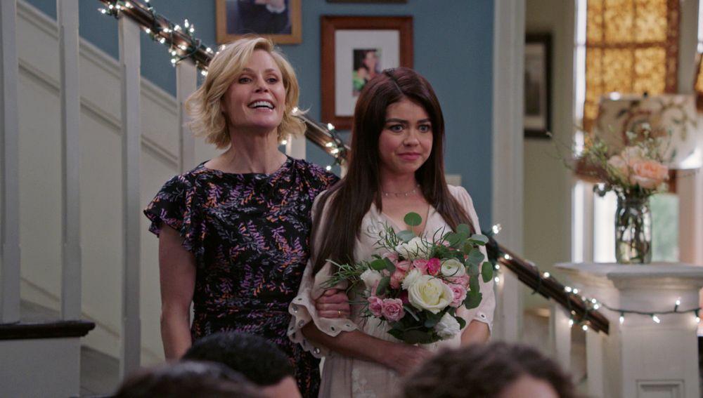 El primer intento de boda 'íntima' de Haley y Dylan