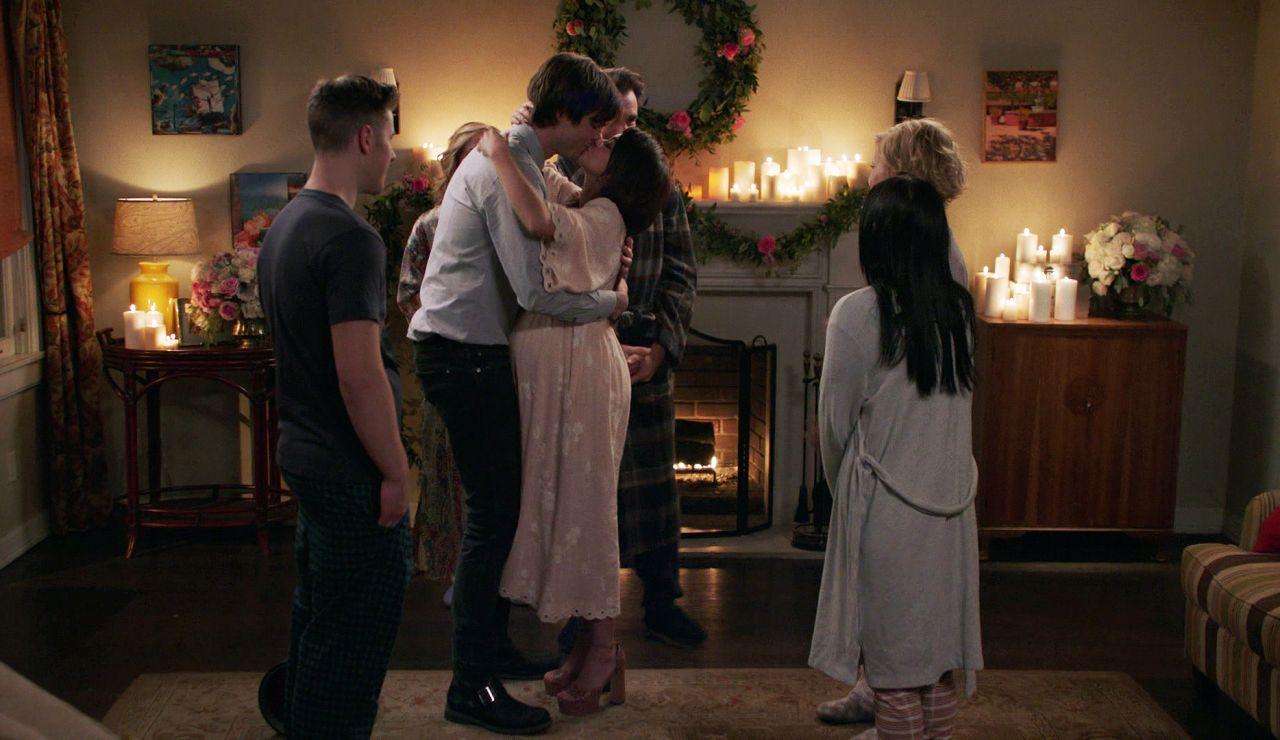 Haley y Dylan tienen la boda que querían