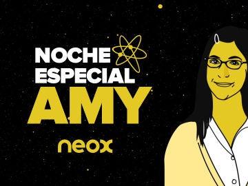 La noche especial de Amy