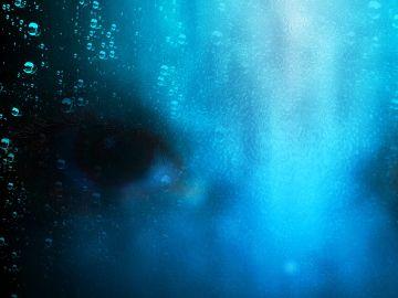 Fantasma en el agua
