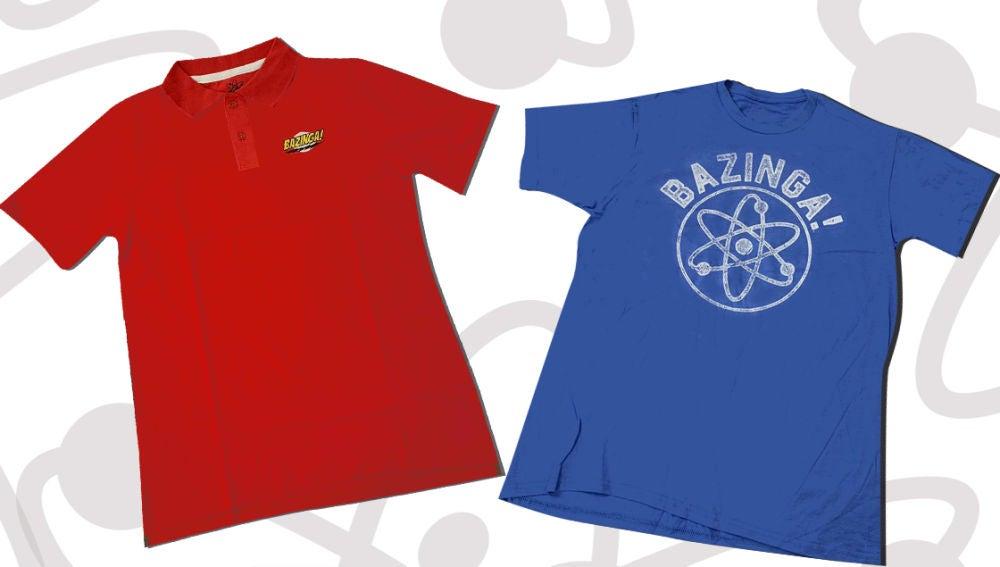 Gana una camiseta y una sudadera de 'Big Bang' demostrando que eres fan de la serie