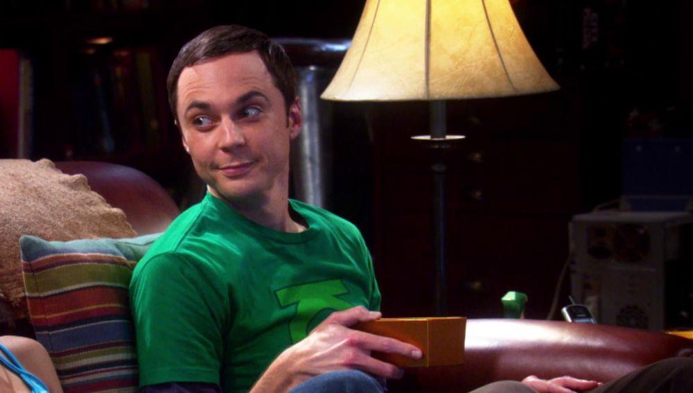 El momento en el que Sheldon utilizó bombones para reforzar positivamente a Penny