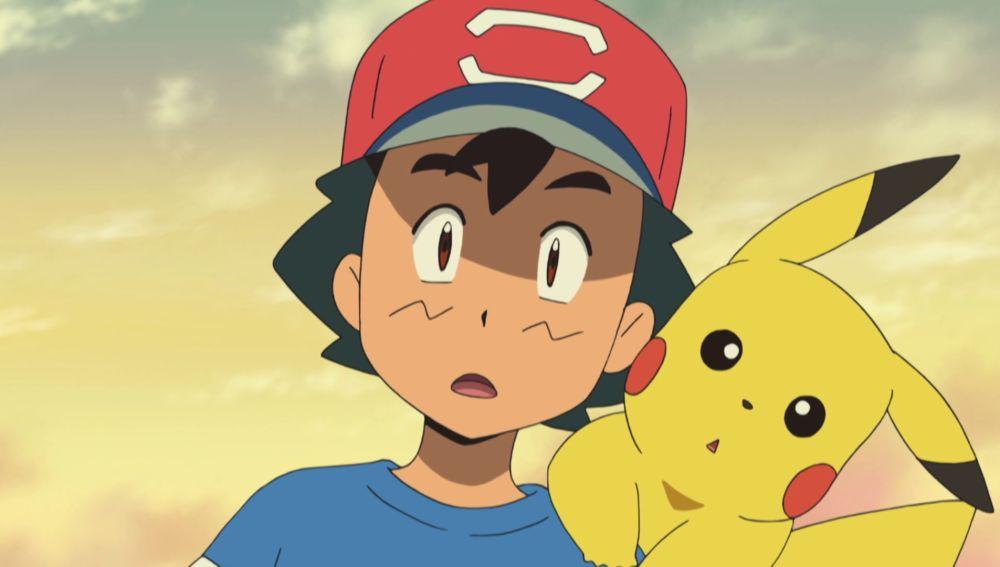 Pokémon - Temporada 22 - Capítulo 6: ¿¡El dúo se divide!? Ash y Rotom