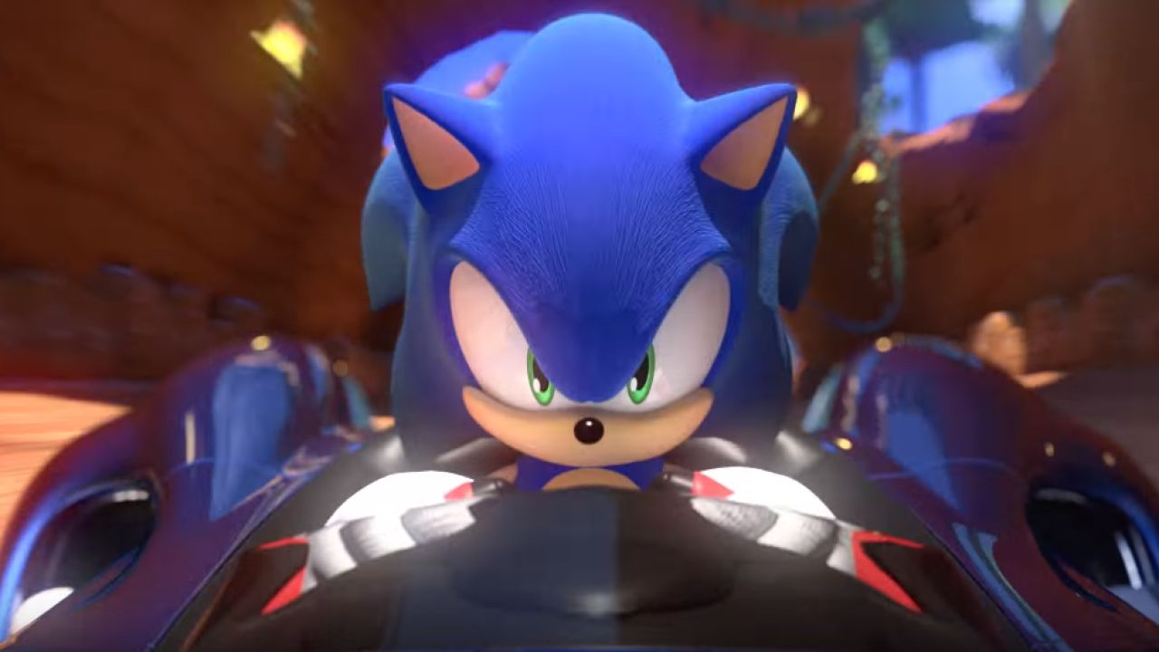 Team Sonic Racing - VÍDEO