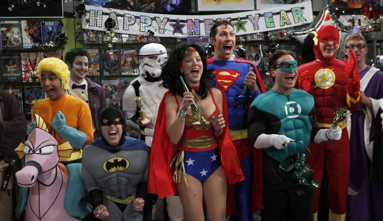The Big Bang Theory - Temporada 4 - Capítulo 11: La liga de la justicia: Recombinación