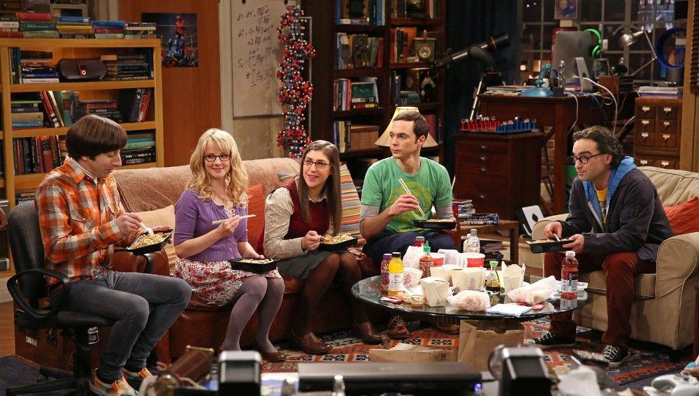 The Big Bang Theory - Temporada 6 - Capítulo 24: La reacción de la despedida