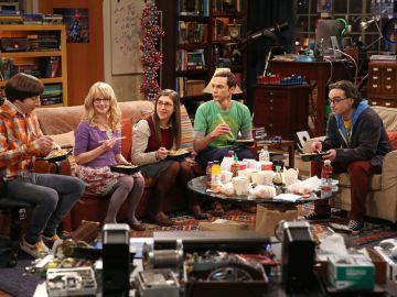 The Big Bang Theory - Temporada 6 - Capítulo 24: La reacción de la despedida