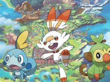 Pokémon Escudo y Espada