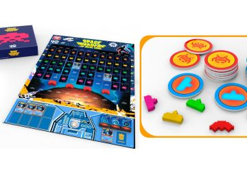 SPACE INVADERS - THE BOARD GAME