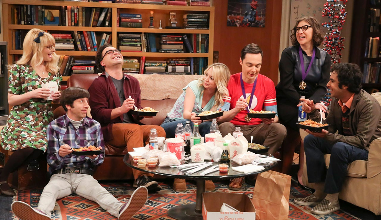 The Big Bang Theory - Temporada 12 - Capítulo 24: Síndrome de Estocolmo