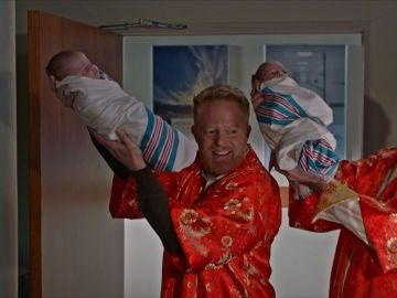 Los bebés de Haley y Dylan