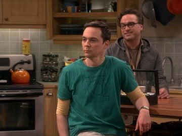 Demasiados cambios para Sheldon
