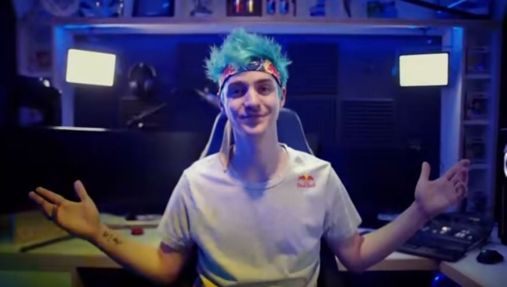 El 'gamer' Tyler 'ninja' Blevins