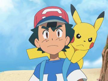 Pokémon - Temporada 22 - Capítulo 12: ¡Proyecto de investigación en la isla Poni! ¡¡Encuentra al Kahuna!!