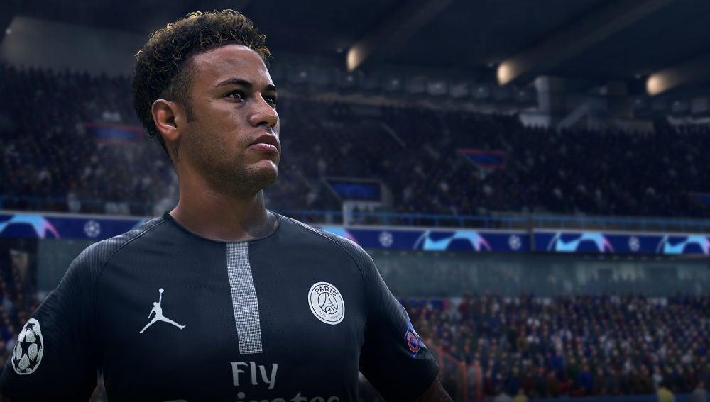 Neymar en FIFA 19