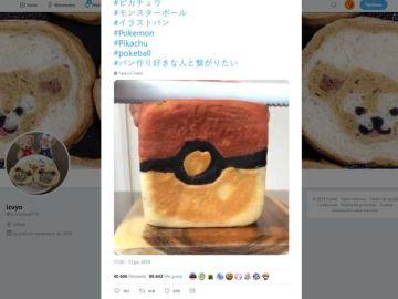 Pan creado por Izuyo