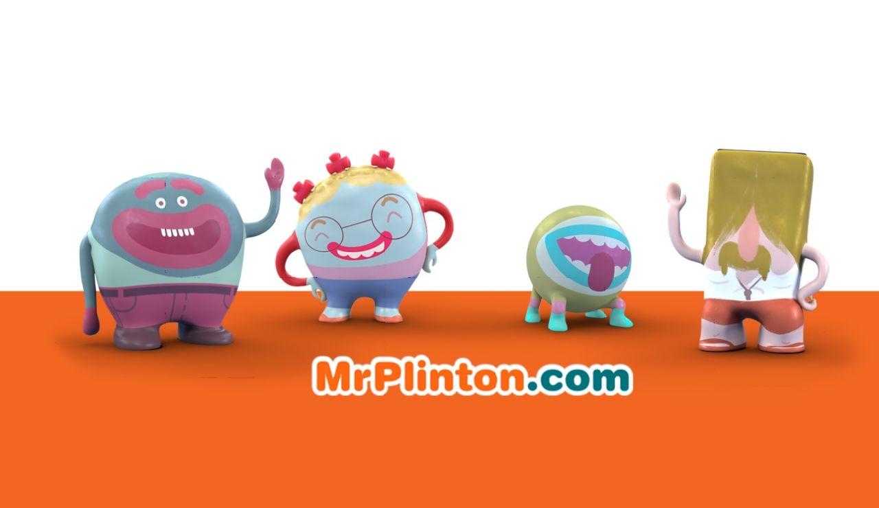 Nuevos talleres de 'Mr Plinton'