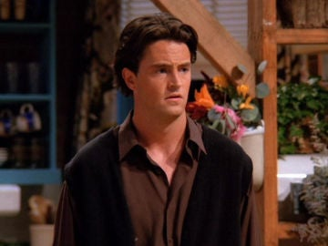 Recordamos los hilarantes momentos de Chandler