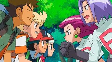 Pokémon - Temporada 11 - Capítulo 51: Abandono en el Team Rocket