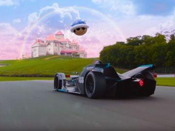 Mario Kart en la Fórmula E