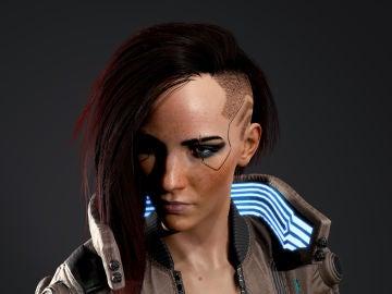 V en Cyberpunk 2077