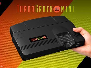 TurboGrafx 16 Mini
