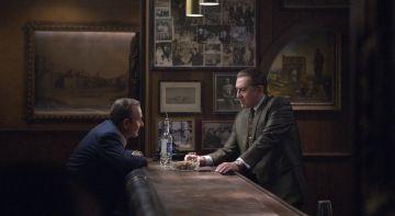 Primera imagen de 'El Irlandés' con Robert De Niro