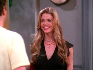 Denisse Richards: la prima irresistible de Mónica y Ross en 'Friends'