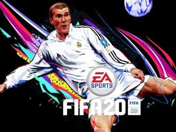 Zidane en FIFA 20