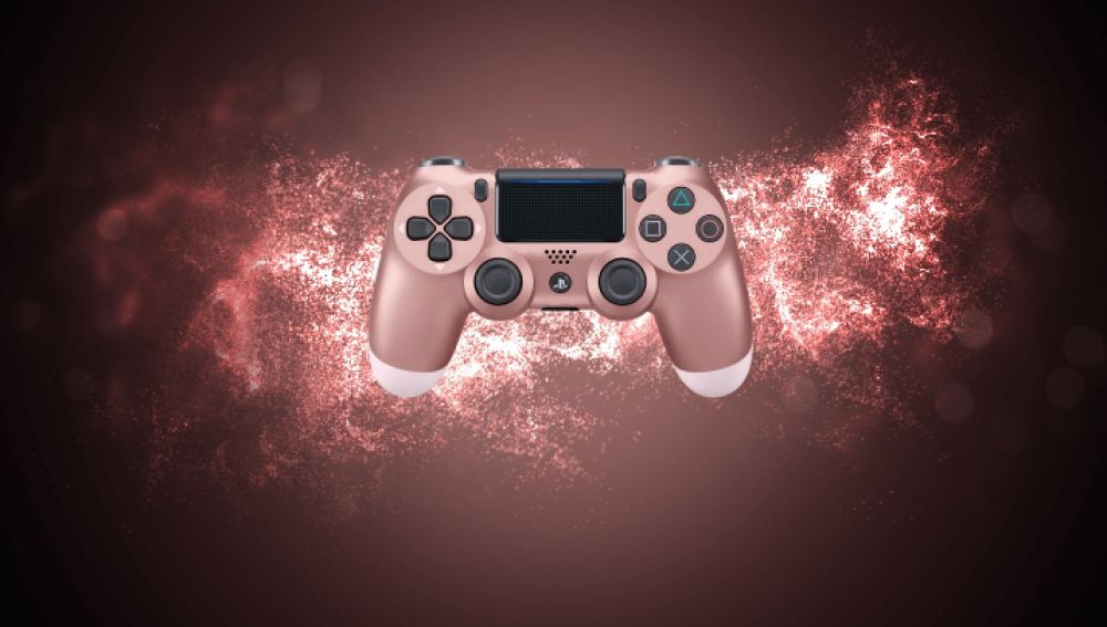 DualShock 4 Rose Gold