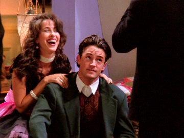 Recordamos las relaciones más desastrosas de 'Friends'