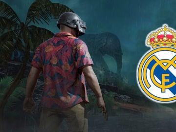 PUBG - Real Madrid