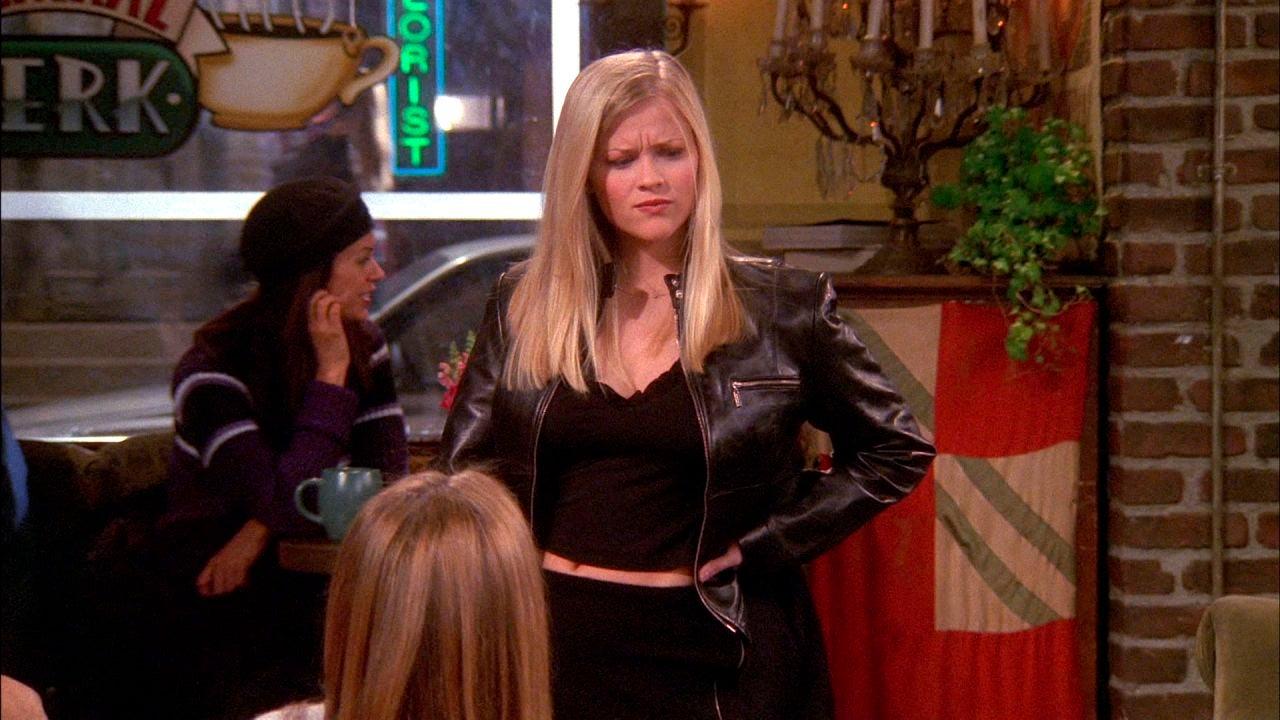 La Hermana De Rachel Quiere Salir Con Ross