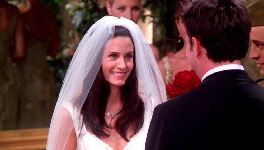 """Chandler: """"Eres la persona con la que tenía que pasar el resto de mi vida"""""""