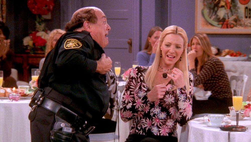 La desastrosa despedida de Phoebe