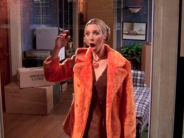 La icónica Phoebe en estado puro