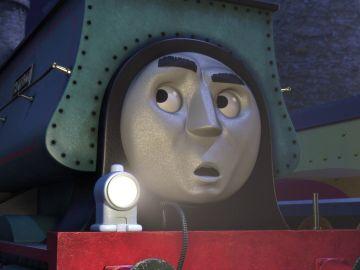 Thomas y sus amigos - Temporada 22 - Capítulo 8: Samson y los fuego artificiales