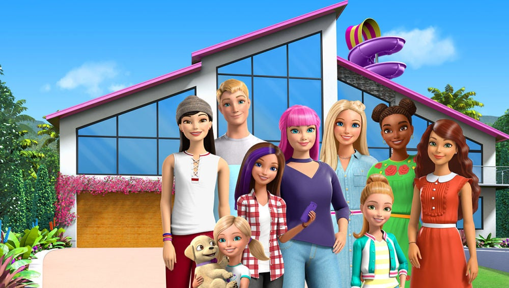 Barbie Dreamhouse Adventures (Sección)