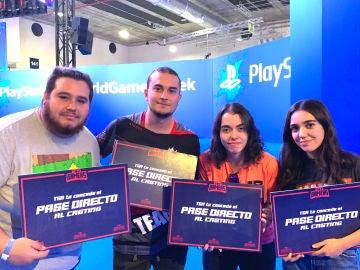 'Top Gamers Academy' ya tiene a sus primeros concursantes